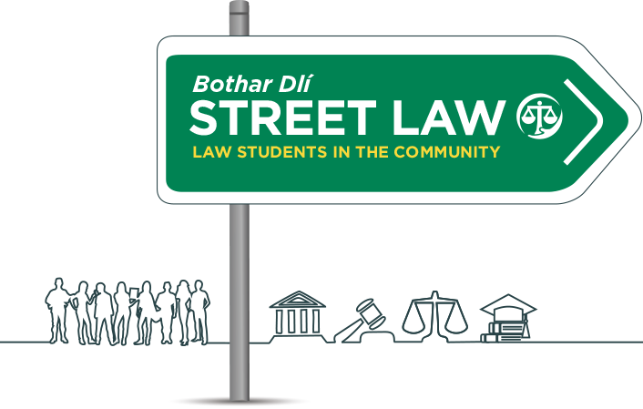 Street Law | LYIT | Ireland | Law Society | -